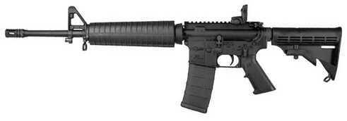 "CMMG, Inc CMMG MK4 LEM 223 Remington /5.56 NATO 16"" Barrel 30 Round 6-Position Stock Black Semi Automatic Rifle 55AC749"