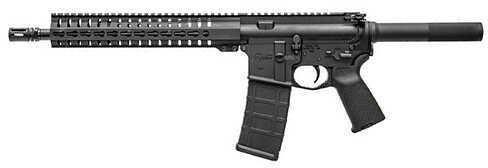 "CMMG MK4 PDW 5.56mm NATO 12.5"" Barrel 30 Round Mag Black Aluminum Magpul MOE Semi Automatic Pistol 55ADF4E"