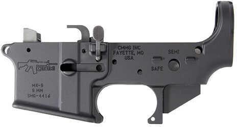 Lower Receiver CMMG, Inc CMMG LOWER SUB ASSM MK9 SMG 90CA2F3
