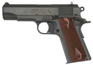 "Colt 1991 Series Commander Semi-auto Pistol, 9mm Luger, 4.25"" Barrel 9 Rounds, Blue 4610"