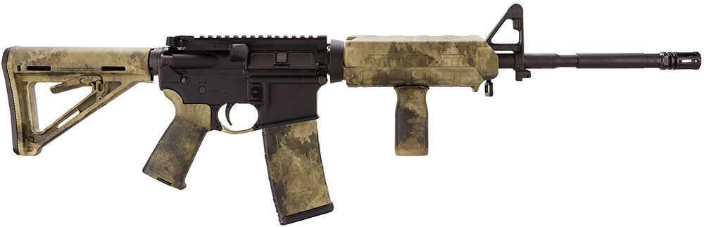 """Colt LE6920 AR-15 Rifle 223 Remington/5.56mm NATO 16.1"""" Barrel 30+1 Rounds Magpul ATACS FG Semi Automatic Rifle LE6920-MPATACS"""