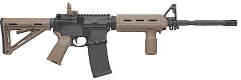 """Colt 5.56mm NATO 16"""" Barrel 30 Round Mag Flat Dark Earth Finish Semi Automatic Rifle  LE6920MPFlat Dark Earth"""