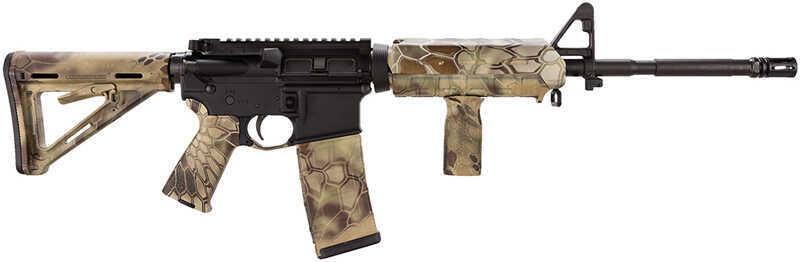 "Colt LE6920 AR-15 Semi-Auto 223 Remington /5.56mm NATO 16.1"" Barrel 30+1 Rounds Magpul Kryptek Highlander Stock Semi Automatic Rifle LE6920MPKH"