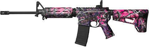 "Colt Muddy Girl Carbine 5.56 NATO 16"" Barrel 30 Round Magpul MOE Semi Automatic Rifle LT6720MPMG"