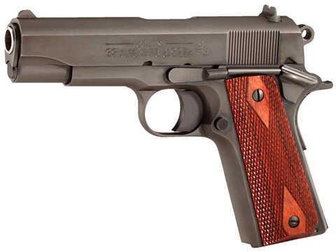 "Colt 1991 Series Commander 45ACP 4.25"" Barrel 7 Round Rosewood Grip Blued frame Semi Automatic Pistol O4691"