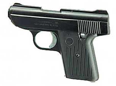 """Cobra Enterprises CA380 Semi Automatic Pistol 380 ACP 2.8"""" Barrel 5 Round Black CA380BB"""