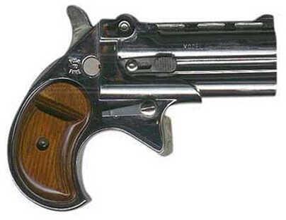 "Cobra Big Bore Derringer 380 ACP 2.75"" Barrel  2 Round  Chrome Pistol CB380CR"