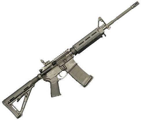 "Core15 / Core Rifle Systems Rifle Core15 MOE Edotopm AR-15 Semi Automatic Rifle 223 Remington /5.56 NATO 16"" Barrel Black 30 Round 6449B"