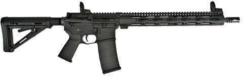 "Core Rifle Systems Core15 Tac III M4 223 Remington/5.56mm NATO 16"" Barrel 30 Round 6-Position Collapsible Stock Black Finish Semi Automatic Rifle 10661"