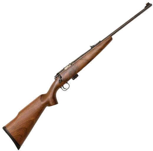 "Crickett Keystone 722 Sporter Bolt Action Rifle 22 Long Rifle 20"" Barrel 7 Round  Walnut Wood Stock  Blued 20010"