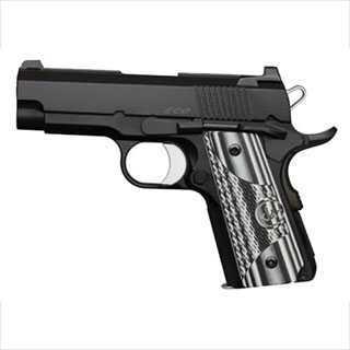 "Dan Wesson Compact ECO 9mm Luger 3.5"" Barrel 7 Round Black Semi Automatic Pistol 01968"
