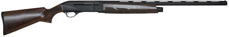 "CZ 712 Semi-Automatic 12 Gauge Shotgun 26"" Barrel 3"" Chamber Turkish Walnut Stock Black Receiver 4 Rounds 06430"