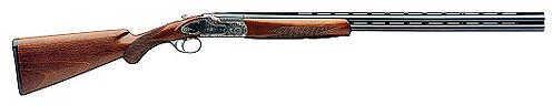 "CZ Woodcock Deluxe 12 Gauge 28"" Barrel 2 Round Case Hardened Walnut Over/Under Shotgun 06061"