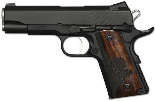 "Dan Wesson CCO Compact 45 ACP 4.25"" Barrel 7 Round Stippled Shadow Grip Matte Black Finish Semi Automatic Pistol 01962"