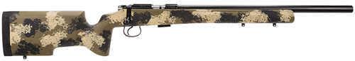 "CZ 455 Precision Trainer 22 Long Rifle 20.5"" Barrel 5 Round Bolt Action Rifle 02158"