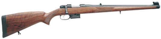 "CZ 527 Full Mannlicher Stock Bolt Action Rifle 223 Remington 20.5"" Blued Barrel Turkish Walnut Stock 5 Round (No Rings) 03013"