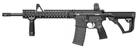 """Daniel Defense M4 223 Remington /5.56 NATO 16"""" Barrel 10 Round Black Semi Automatic Rifle 02-050-15027-058"""