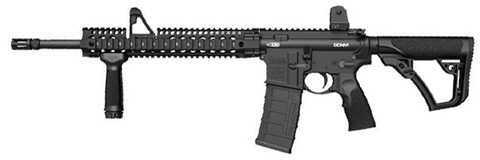 """Daniel Defense M4 Carbine V1 5.56mm NATO 16"""" Barrel 30 Round Mag Black Finish Semi Automatic Rifle 02-050-15027"""