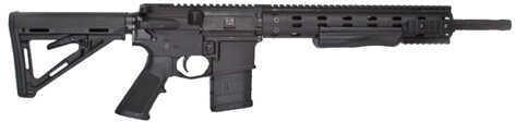 "Daniel Defense Ambush A11 300 AAC Blackout 16"" Barrel 30 Round Black Semi Automatic Rifle 02-110-19024"