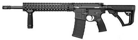 "Daniel Defense V5 223 Remington /5.56 NATO 16"" Barrel 30 Round Black Flat Top Semi Automatic Rifle 02-123-16029-047"