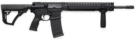 """Daniel Defense V5 223 Remington /5.56 NATO 16"""" Barrel 10 Round Bullet Button CA Legal Black Semi Automatic Rifle 02-123-16029-055"""