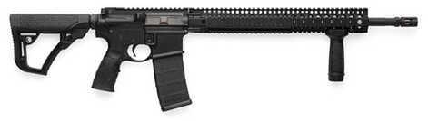 """Daniel Defense V9 223 Remington /5.56 NATO 18"""" Barrel 30 Round Black Semi Automatic Rifle 02-145-02036-047"""