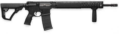 """Daniel Defense V9 223 Remington /5.56 NATO 18"""" Barrel 10 Round Black Daniel Defense Furniture Hammer Forged Bullet Button CA Legal Semi Automatic Rifle 02-145-02036-055"""