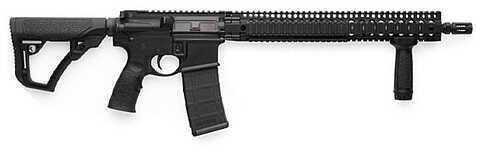 """Daniel Defense V9 223 Remington /5.56 NATO 16"""" Barrel 30 Round Black Semi Automatic Rifle 02-145-16030-047"""