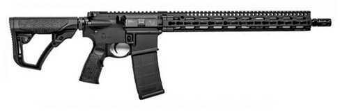 """Daniel Defense M4 Carbine 5.56mm NATO 16"""" Barrel 30 Round Mag Pistol Grip Black Semi Automatic Rifle 02-151-30032-047"""