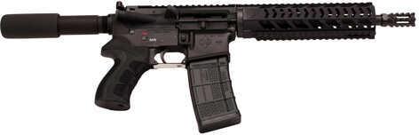 "Diamondback Firearms DB15 Pistol 300AAC BO 10.5"" Black 30rd DB15P300B10"