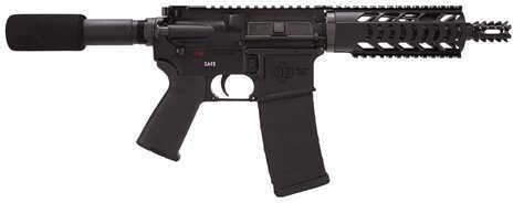 "Diamondback Firearms DB15 223 Remington/5.56mm NATO 10.5"" Barrel 30 Round Black AR Semi Automatic Pistol RFLR-G2AP4"