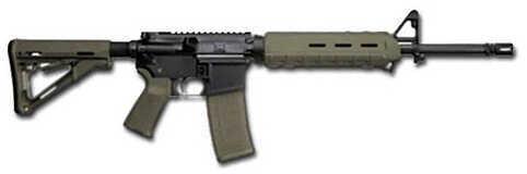 """Del-Ton Delton Sierra 316 MOE 5.56mm NATO 16"""" Barrel 30 Round Mag OD Green Finish Semi Automatic Rifle RFTMH16MOEod"""