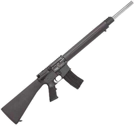 "DPMS Panther Bull Twenty AR-15 223 Remington /5.56mm NATO 20"" Barrel Black Finish 30 Round Mag Semi Automatic Rifle 60509"
