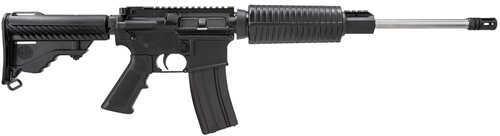 "DPMS Oracle AR-15 223 Remington /5.56 NATO 16"" Barrel 30 Round Black Semi Automatic Rifle RFA3OCS"
