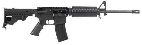 "DPMS Panther Carbine A3 223 Remington/5.56 NATO 16"" Barrel 30 Round Black Matte Semi Automatic Rifle RFA3PCAR16"