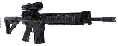 "DPMS Panther Mark 12 7.62 NATO 18"" Barrel 19 Round Black Semi Automatic Rifle RFLRM12"