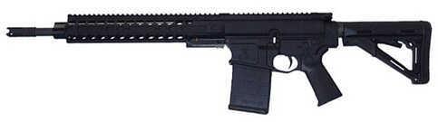 "DRD Tactical M762 7.62 NATO 16"" Barrel 20 Round Black Quad Rail Semi Automatic Rifle M762-BLK16"