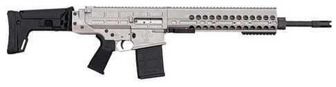 """DRD Tactical Paratus 308 Winchester/7.62 NATO 18"""" Barrel 20 Round Nickel Boron Semi Automatic Rifle P762-NIK18"""