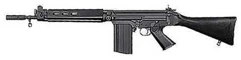 """DSA DS ARMS SA58C 308 Win 16.25"""" Barrel 20 Round Black Semi Auto Rifle SA58C16"""