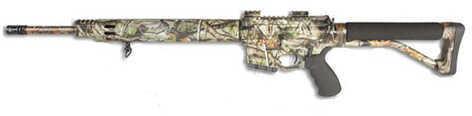 "Double Star Deer 6.8mm SPC 20"" Chrome Moly Heavy Barrel 5 Round ACE ARFX Skeleton Stock Next Camo Finish Semi Automatic Rifle R130"