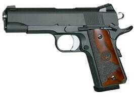 "Pistol Dan Wesson Guardian Bobtail Semi-Auto 1911 Commander 9mm Luger 4.25"" Barrel Alloy Black Wood, 7 Rounds 01985"