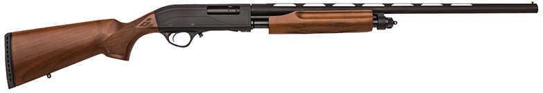 "Escort M87 Pump Shotgun 12 Gauge Shotgun 28"" Barrel 3"" Chamber 5+1 Rounds Turkish Walnut Stock HAT871228"