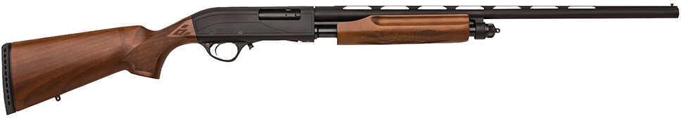 Escort M87 Pump Shotgun 12 Gauge Shotgun 28 Inch Barrel 3 Inch Chamber Turkish Walnut Wood Stock HAT872028
