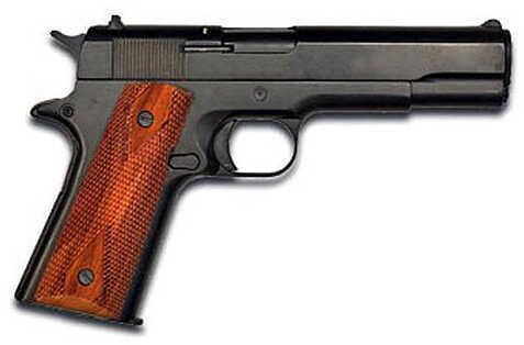 "Citadel 1911 22 Long Rifle 5"" Barrel 10 Round Matte Black Wood Grip Semi Automatic Pistol PCP191122GOV"