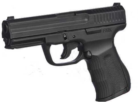 "FMK Firearms 9C1G2 9mm Luger 4"" Barrel 10 Round Engraved FAT DFM Black Semi Automatic Pistol G9C1G2NM"