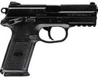 Pistol FNH USA FNX9 9mm Luger DA/SA MS Black 10 Round 66836