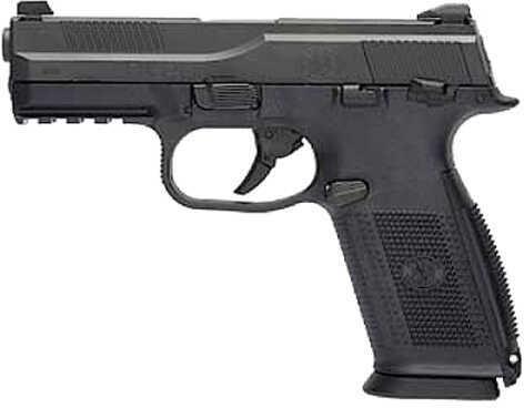 Pistol FNH USA FN FNS9 9mm Luger 10 Round Black/Black66929