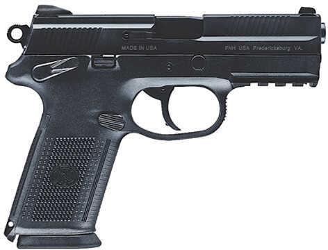 FNH FNX-45 45ACP USG Double Action/ Single Action 10 Round Black Finish Semi Automatic Pistol 66961