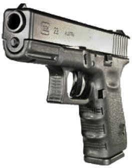 """Glock 23C Talo 40 S&W 4.02"""" Barrel Compensated  Black Finish  10 Round  Semi Automatic Pistol"""