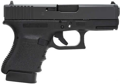 "Glock 30 Short Frame 45ACP 3.8"" Barrel 10 Round Fixed Sights Polymer Grip Black Semi Automatic Pistol PF3050201"